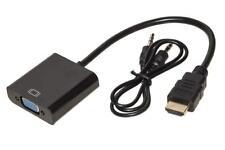 Link Adattatore HDMI a VGA e Audio (lkadat10) (0000035979)