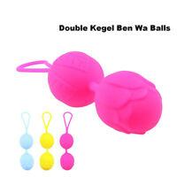 Kegel Ben Wa Duo Balls Women Bladder Pelvic Exercise Tighten Vaginal Muscle NEW