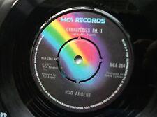 Rod Argent Gymnopedies No. 1 / Light Fantastic vinyl 7 inch vinyl single record