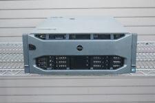 Dell Poweredge R910 4 x EIGHT CORE 2.66GHZ E7-8837 128GB RAM H700 566GB 16 BAY