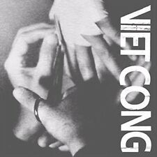 Viet Cong Vietcong CD Jagjaguwar Records 2015