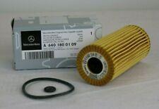 Original Mercedes Benz Ölfilter Filtereinsatz A- B-Klasse Diesel A6401800109 NEU