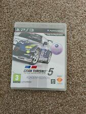 Gran Turismo 5: Academy Edition (Sony PlayStation 3, 2012)