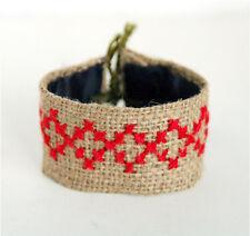 Vintage Baltic Latvian Bracelet Hand Made Ethnic Tribal Folk Medieval Dress