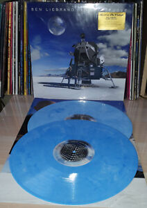 BEN  LIEBRAND - ICONIC GROOVE - NUMBERED 500 - SKY BLUE - MOV - 2 LP