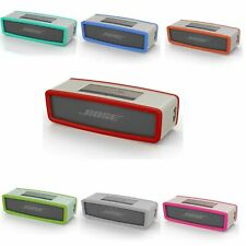 More details for silicone soft protective case cover for bose soundlink mini bluetooth speaker uk