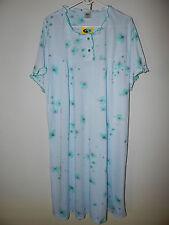 Damen Nachthemd Gr. 48 - 50  / XL , 100% BW, DNH/350-2