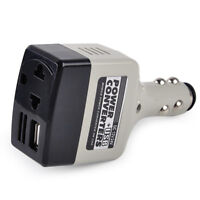 12V 24V DC Auf 220V AC Auto Wechselrichter spannungswandler Car Power Inverter