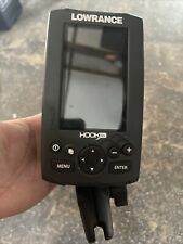 New listing lowrance hook2-4x fish finder, Still In Good Condition
