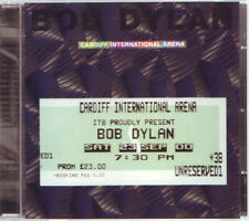 💥BOB DYLAN - CARDIFF 2000 - CRYSTAL CAT