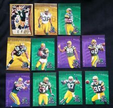 1997 Playoff First & Ten Green Bay Packers Trading cards lot 11