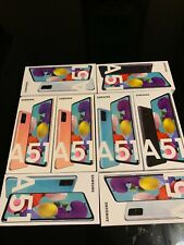 Samsung Galaxy A51 A515 6GB/128GB Dual Sim - Blue,Rose pink,Black,White .