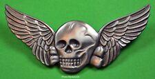 DEATH WINGS - PARATROOPER, BIKER, MOTORCYCLE PILOT P834