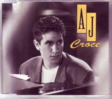 AJ CROCE Which Way Steinway GERMAN CD EP