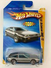 Hot Wheels 2010 New Models '81 Delorean DMC-12 New