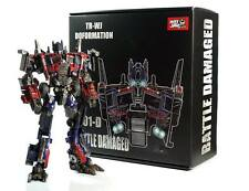 TRANSFORMERS - Optimus Prime M01D Battle ver. Figura de Accion 31 cm Wei Jiang
