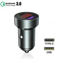 Auto Ladegerät USB-C KFZ Ladegerät TypC Ladeadapter Galaxy S21 S21+ S21 Ultra 5G