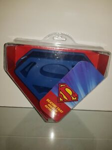 DC Comics Originals - Moule Silicone Logo SUPERMAN