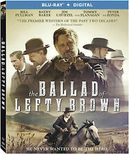 The Ballad of Lefty Brown (Blu-ray Disc, 2018)