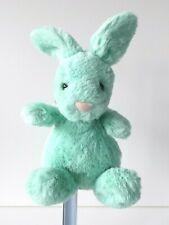 Jellycat - Baby Poppet Bunny - Soft  Mint Green Rabbit