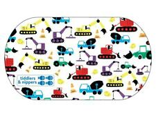 KIDS NON SLIP MAT SAFETY BABY BATH MATS CHILD ANTI/ MILDEW NO MOULD DIGGER LORRY