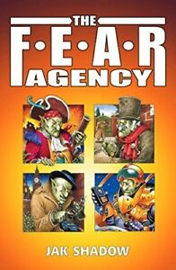The F.E.A.R. Agency (F.E.A.R. Adventures S.), Shadow, Jak, New Book