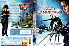 DVD - EDWARD AUX MAINS D'ARGENT - Johnny Depp,Winona Ryder,Tim Burton