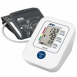A&D Medical UA-611 Digital Upper Arm Basic Blood Pressure Monitor 30 Memory NEW