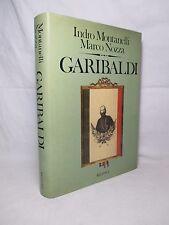 Montanelli / Nozza - Garibaldi - Rizzoli 1982 Edizione illustrata Risorgimento