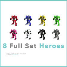 Robot Hero FULL SET x8 | CHEAPEST | ACNH | FAST DELIVERY