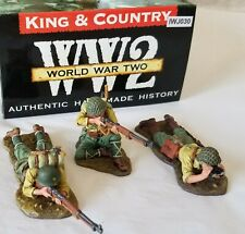 KING & COUNTRY IWJ30 JAPANESE SNIPER TEAM SANDS OF IWO JIMA USMC Marines WWII