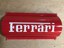 Amazing Ferrari 3 Pc 3D Effect  Reproduction Garage Sign