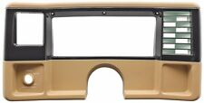 82-88 Monte Carlo SS El Camino NEW Dash Face Plate Saddle