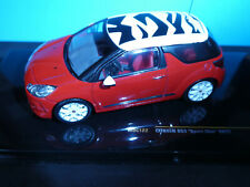 DS 3 (Citroen) Sport Chic from  2011  An Ixo model  1:43rd Scale
