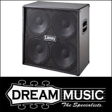 "Laney LX412 200W Guitar Amp Speaker Extension Cabinet 4x12"" Enclosure RRP$549"
