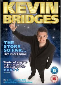Kevin Bridges: The Story So Far... Live in Glasgow (DVD, 2010)
