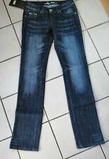 7459c05d8783a0 Damen Jeans im Five Pocket Style mit diversen Details von My Vivi Gr. 42