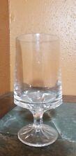 "Fostoria ""Fairlane"" Iced Tea Goblet Glass 6 1/2"""