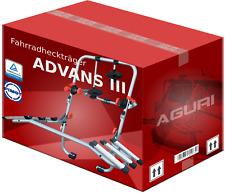 Heckklappenfahrradträger für 3 Räder Aguri Advans 3 Für Fiat 500 L 12>