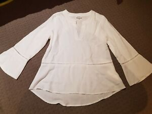 Seed White Top Size 10