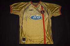 Umbro Galatasaray Istanbul Trikot Jersey Maglia Camiseta Autogramm 02-03 ca L-XL