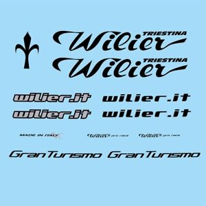 Wilier Triestina Gran Turismo Decals, Stickers n.50