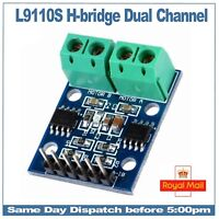 L9110S H-bridge Dual DC Motor Driver / Stepper Driver