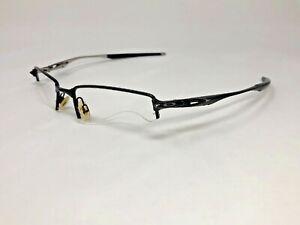 OAKLEY HALFSHOCK Eyeglasses Frame OX3119-0155 55-19-142 Black Matte MR67