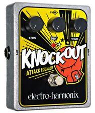 Ehx Ecualizador de ataque de nocaut de electro Harmonix reedición Pedal de efectos de guitarra