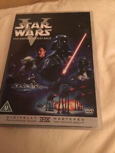 Star Wars V (The Empire Strikes Back) DVD