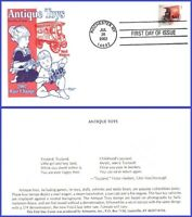 USA5 #3642 U/A ARTMASTER FDC   U.S Mail Wagon s/a