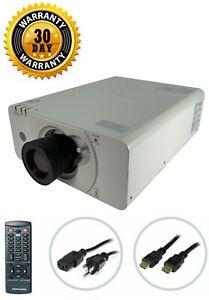 Panasonic PT-DZ570U Conference Room DLP Projector 4000 ANSI 1080p HDMI w/bundle