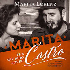 Marita by Marita Lorenz 2017 Unabridged CD 9781538461303