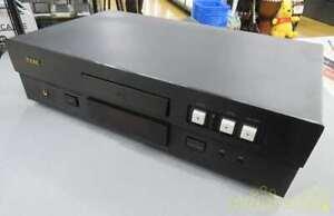 TEAC CD-3 CD Player